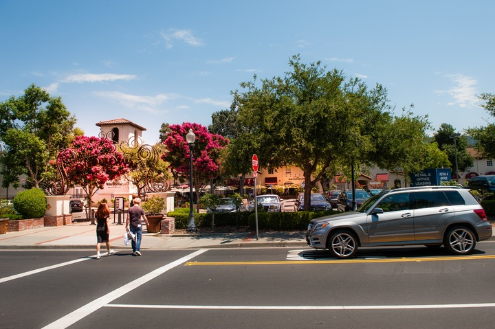 Old Town Los Gatos | Federal Realty Investment Trust