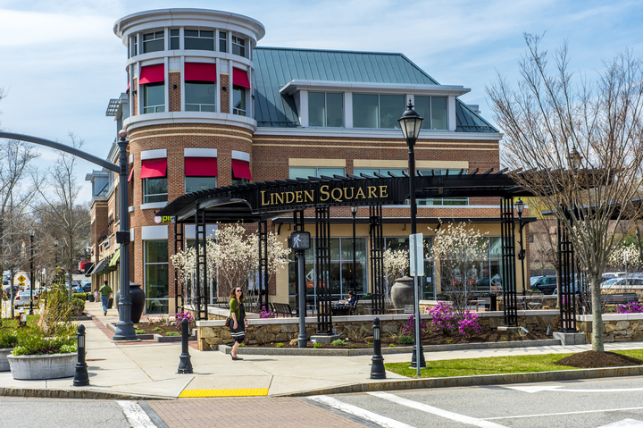 Linden Square | Federal Realty Investment Trust