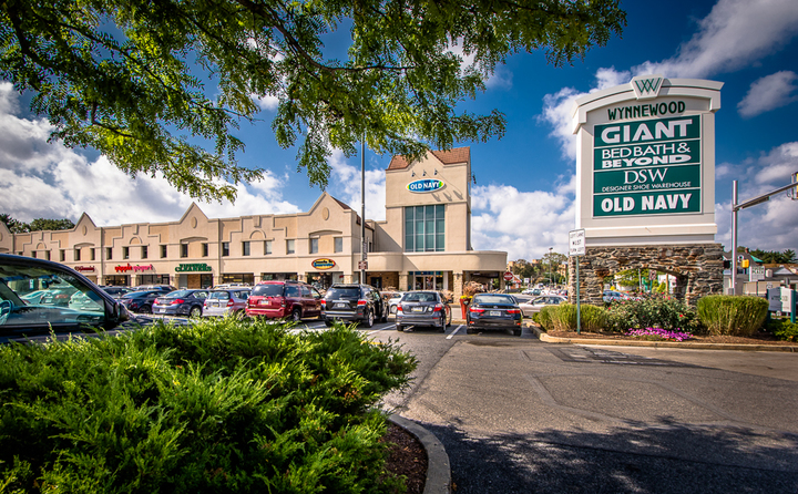 Wynnewood Shopping Center | Federal Realty Investment Trust