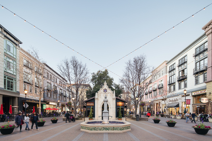 Santana Row | Federal Realty Investment Trust