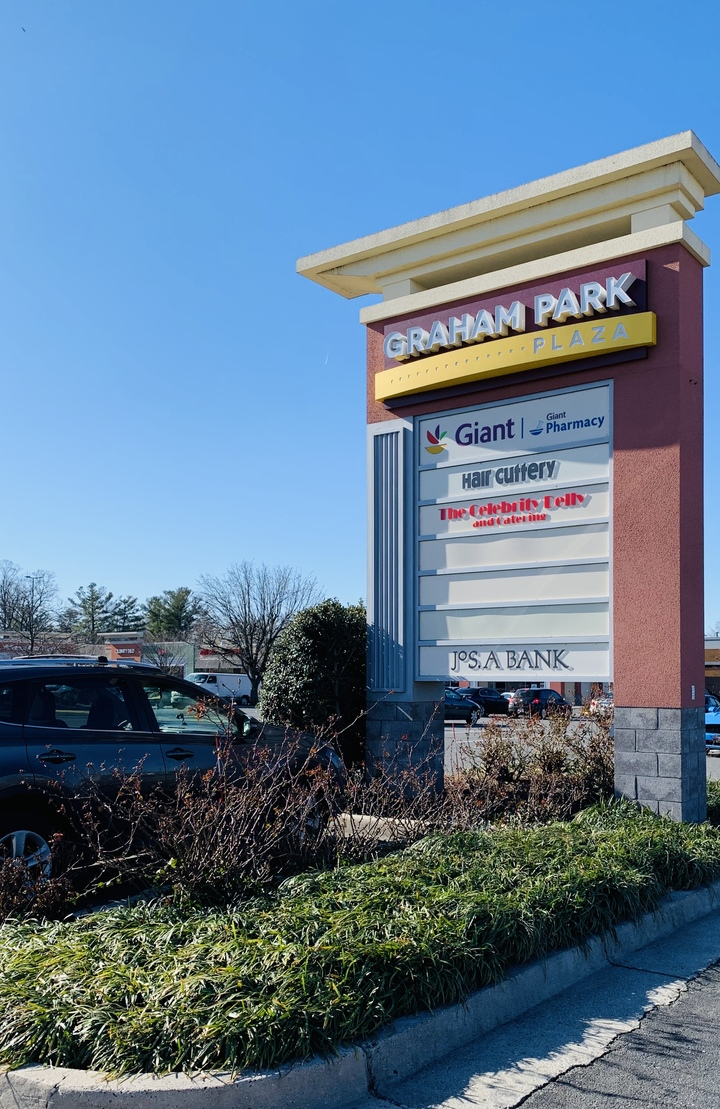Graham Park Plaza | Federal Realty Investment Trust