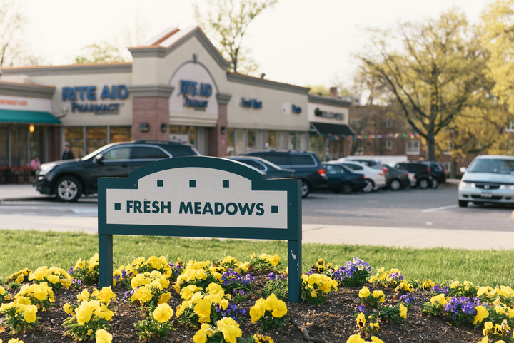 Fresh Meadows Avenue Shops | Federal Realty Investment Trust