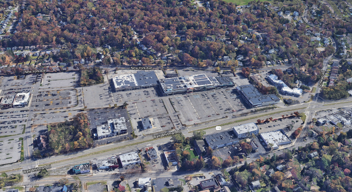 Huntington Shopping Center | Federal Realty Investment Trust