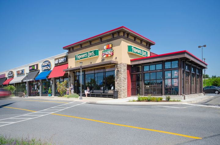 Lancaster Shopping Center | Federal Realty Investment Trust