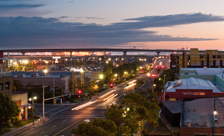 East Bay Bridge | Federal Realty Investment Trust