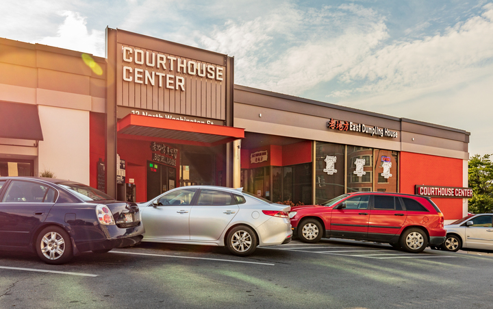 Courthouse Center   Federal Realty Investment Trust