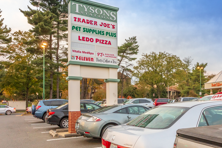 Tysons Station | Federal Realty Investment Trust