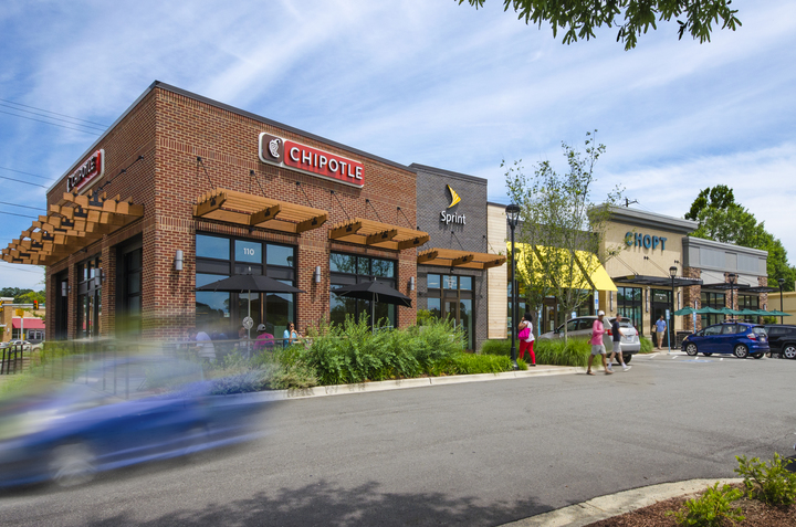 Eastgate Crossing | Federal Realty Investment Trust