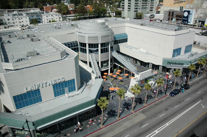 Hollywood Boulevard | Federal Realty Investment Trust