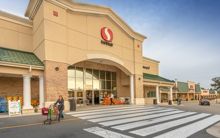 Pan Am Shopping Center | Federal Realty Investment Trust