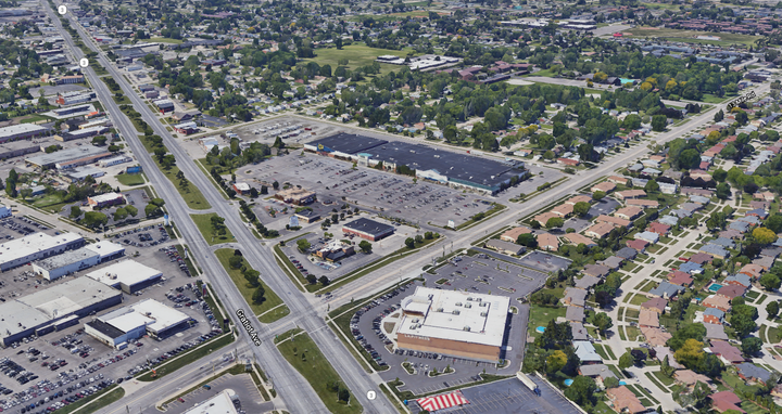 Gratiot Plaza | Federal Realty Investment Trust
